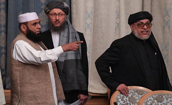 رغم إلغاء المباحثات.. اجتماع بين مبعوث أمريكا وممثلي طالبان