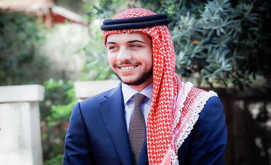 الأمير الحسين يهاتف ولي العهد البحريني وولي العهد الكويتي
