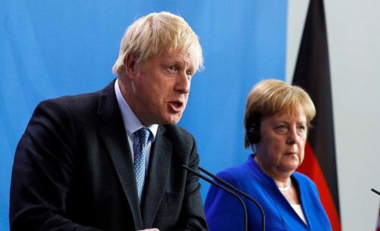 بريطانيا وألمانيا: الظروف ليست مناسبة لعودة روسيا إلى G8