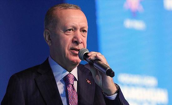 أردوغان مهنئا بتحرير شوشة الأذربيجانية: من صبر ظفر