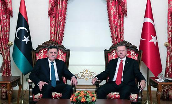 """""""الرئاسي الليبي"""" يقر الاتفاقيتين الموقعتين مع تركيا"""