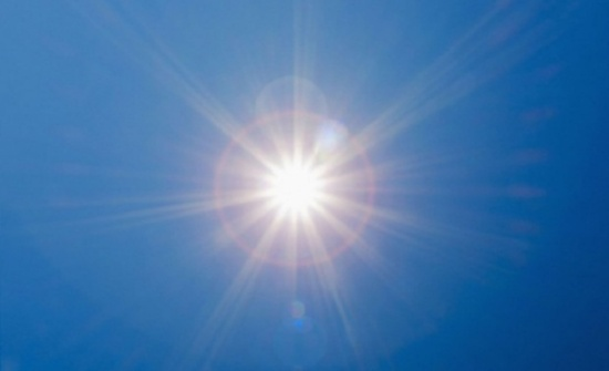 ارتفاع اخر على درجات الحرارة الجمعة