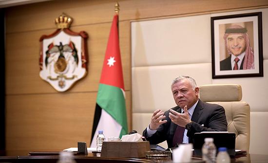الملك : نجاح أي وزير بالتواصل مع الناس والتواجد في الميدان ( صور )
