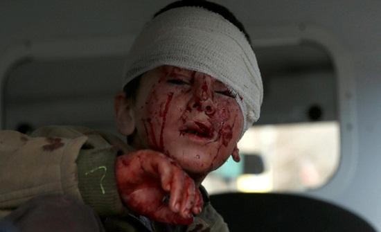 الاردن يدين بشدة التفجير الارهابي وسط كابول