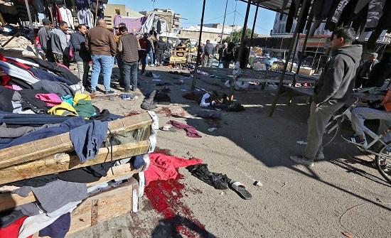 بغداد تنزف.. اجتماع طارئ لقادة الأمن  والمخابرات