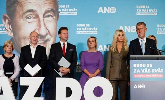 الحزب الحاكم بالتشيك يخسر بفارق ضئيل في الانتخابات التشريعية