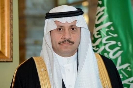 السفير السديري يطلع على الخدمات المقدمة للسعوديين القادمين للاردن