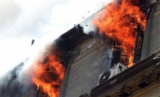 """ذوو الحارث """"قتيل جرش"""" ينفون علاقتهم بحرق منزل"""