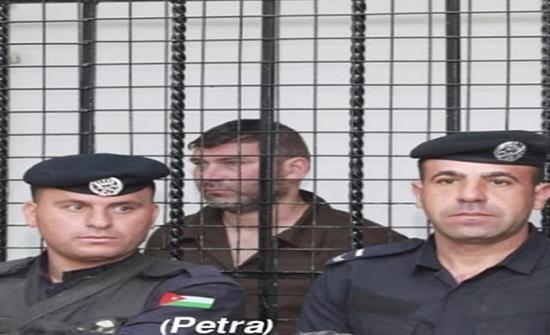 أمن الدولة ترفع جلسة محاكمة المتسلل الاسرائيلي