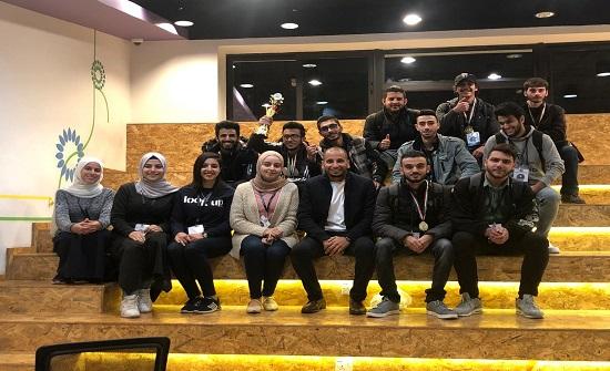 طلبة تكنولوجيا المعلومات باليرموك يحصدون المركز الأول بالمسابقة الوطنية الأردنية لأمن المعلومات