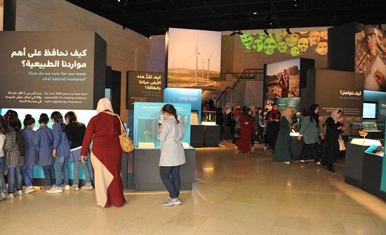 متحف الأردن: زيادة الزوار 270 بالمئة خلال العامين الماضيين
