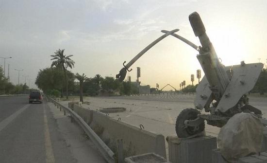 الإفراج عن 14 مقاتلاً موالياً لإيران في العراق.. قصفوا أميركيين