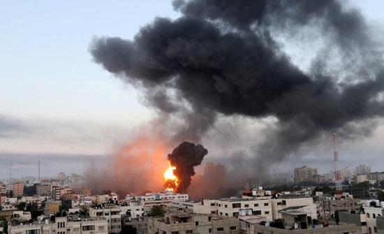 فاعليات عجلونية تستنكر الاعتداءات الاسرائيلية على القدس وغزة