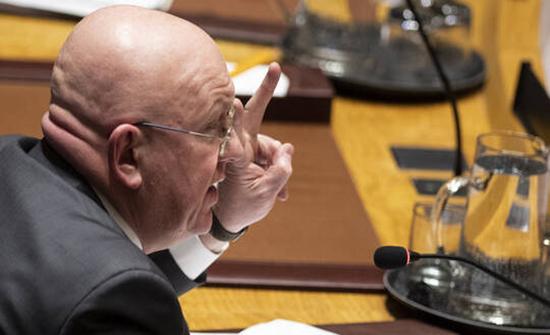 موسكو: الدول الغربية تشارك كييف جرائمها في شرق أوكرانيا