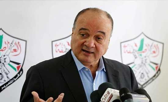 """ناصر القدوة لـ""""MEE"""": أجهزة أمنية فلسطينية ترتبط بإسرائيل"""