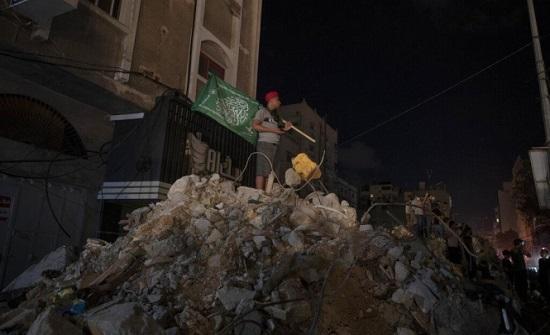 ارتفاع عدد ضحايا العدوان على غزّة: 248 شهيدا ونحو 1950 إصابة