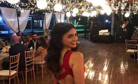 نوران خليل صاحبة الصورة المثيرة للجدل مع محمد صلاح مغنية وممثلة .. فيديو وصور
