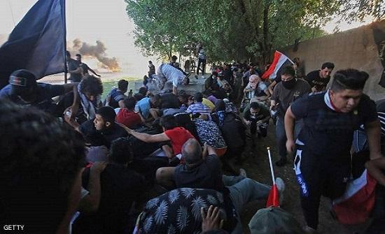 """العراق.. خطوات لـ""""محاسبة من ارتكبوا أفعالا خاطئة بالتظاهرات"""""""