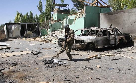 طالبان تستهدف مركزا عسكريا بأفغانستان.. وأنباء عن قتلى