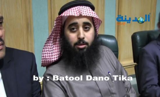 الرياطي : حل اضراب المعلمين يكون بالصلاة وتعليم القرآن