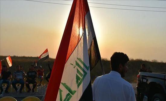 بالفيديو : بغداد.. ارتفاع قتلى احتجاجات الجمعة إلى 4