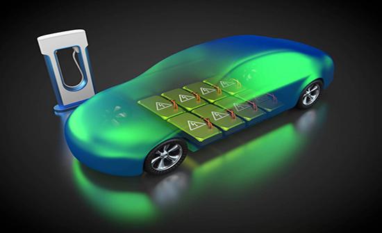 شركة بريطانية ناشئة تطور بطارية مبتكرة للسيارات الكهربائية