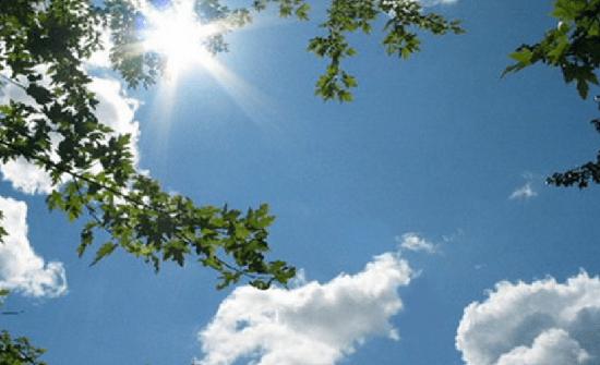 الثلاثاء : طقس صيفي معتدل