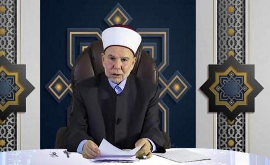 الخصاونة: نسأل الله أن يحفظ المسجد الأقصى والقدس الشريف والشعب الفلسطيني