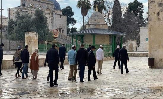 الخارجية : جهد فلسطيني أردني مشترك لحماية الأقصى