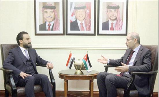 الحلبوسي يثمن مواقف الأردن بقيادة الملك في إسناد العراق