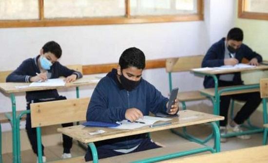 اختبار تشخيصي لطلبة المدارس خلال تشرين الثاني