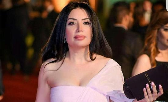 أسود قصير.. عبير صبرى تبهر متابعيها بأحدث إطلالة لها (صورة)