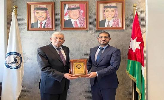 اتفاقية بين الشرق الأوسط للطيران ومركز العلوم والتكنولوجيا الصناعية الجيبوتي