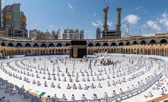 السعودية.. ضوابط جديدة للصلاة في الحرم المكي والعمرة