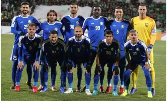 تحديد موعد مباراتي السلط أمام الكويت الكويتي بالكأس الآسيوية