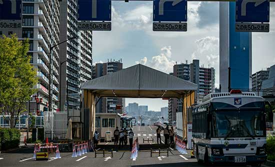 اليابان: 17 حالة كورونا جديدة وسط المشاركين بالأولمبياد