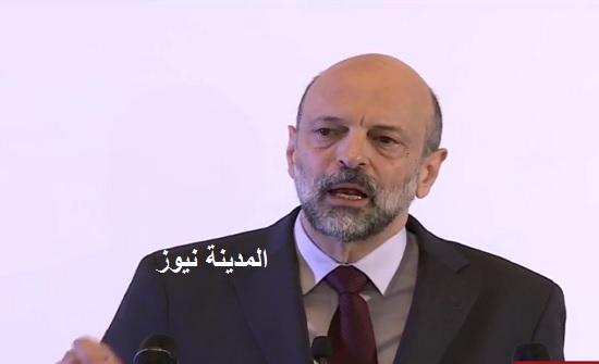 الرزاز يهنئ الشعب الأردني بالمولد النبوي الشريف