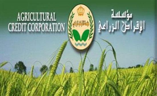 الإقراض الزراعي وجمعية مصدري الخضار والفواكه يبحثان التعاون