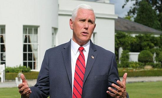 البيت الأبيض: نائب الرئيس ليس كارها للمثليين لأنه وافق على مقابلة رئيس وزراء مثلي