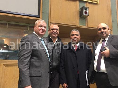 صور من تحت قبة البرلمان الثلاثاء