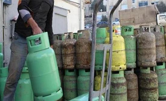 سعيدات : توقع ارتفاع الطلب على الغاز الى 180 ألف اسطوانة