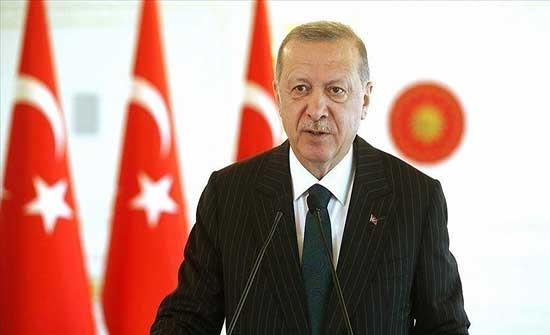 الرئيس أردوغان يبحث مع أمير الكويت الاعتداءات الإسرائيلية