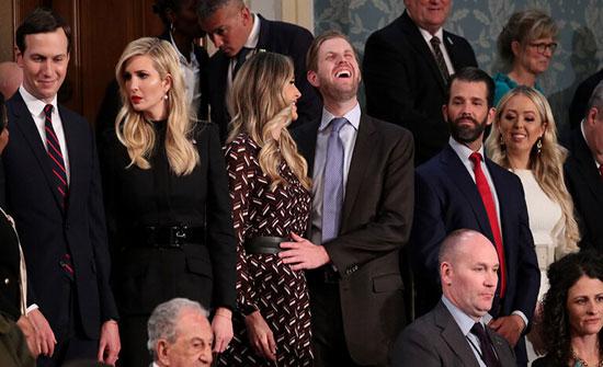 """نجلا ترامب """"يلعبان في الخفاء"""" بممتلكات والدهما"""