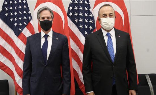 أنقرة وواشنطن تؤكدان أهمية علاقات التحالف بينهما