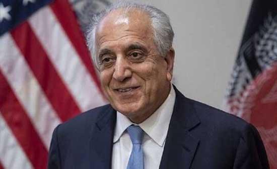 مبعوث واشنطن للمصالحة الأفغانية يبدأ جولة خارجية تشمل قطر