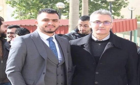 محمد البرقاوي ... مبروك التخرج