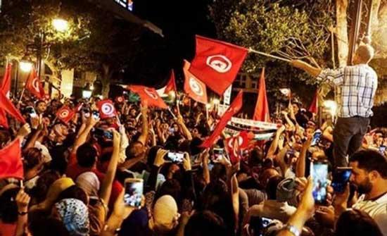 """بريطانيا تدعو أطراف تونس إلى """"التهدئة والحوار"""""""