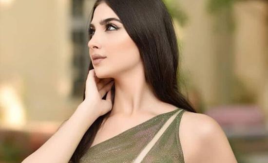 صور : شاهد أحدث جلسات تصوير للممثلة السورية جويل معلا..