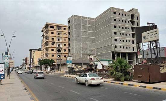 مليشيا حفتر تبلغ الجيش الليبي بفتح الطريق الساحلية من طرفها