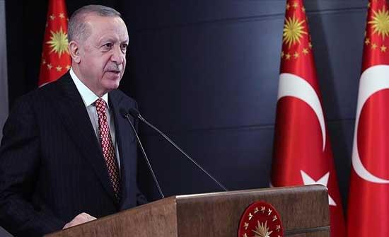 أردوغان: قدمنا لمواطنينا 20 مليون جرعة لقاح مضاد لكورونا